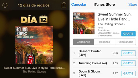 Rolling_Stones_Sweet_Summer_Sun_Single_noticiasapple.es