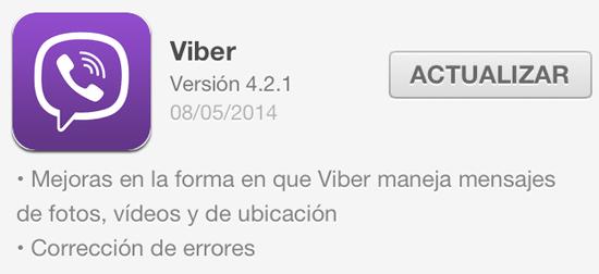 viber_version_4.2.1_noticiasapple.es