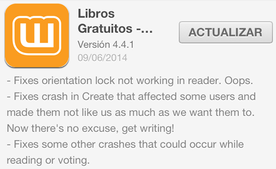 Libros_Gratuitos_Wattpad_version_4.4.1_noticiasapple.es
