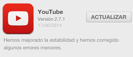 youtube_version_2.7.1_noticiasapple.es