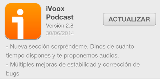 iVoox_Podcast_version_2.8_noticiasapple.es