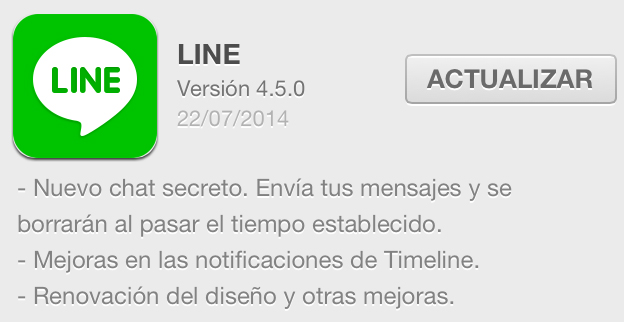 line_version_4.5.0_noticiasapple.es