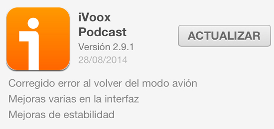 iVoox_Podcast_version_2.9.1_noticiasapple.es