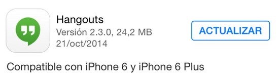 hangouts_version_2.3.0_noticiasapple.es