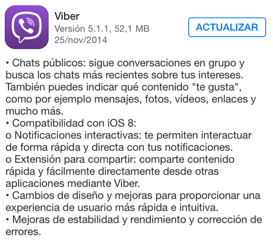 viber_version_5.1.1_noticiasapple.es