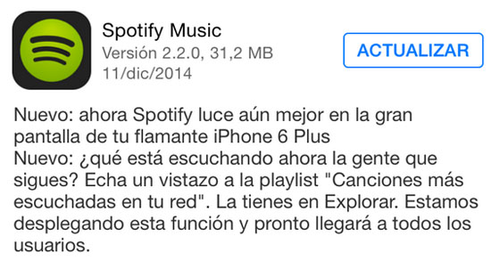 spotify_music_version_2.2.0_noticiasapple.es