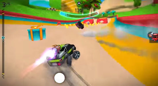Rocket Cars_noticiasapple.es