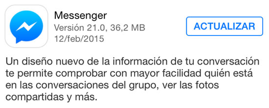 messenger_version_21.0_noticiasapple.es