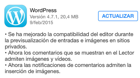 wordpress_version_4.7.1_noticiasapple.es