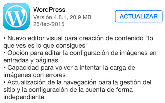 wordpress_version_4.8.1_noticiasapple.es
