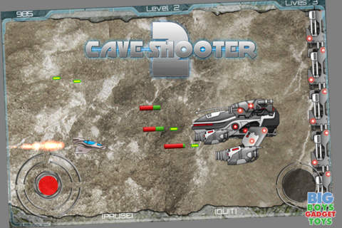 Cave_Shooter_2_noticiasapple.es