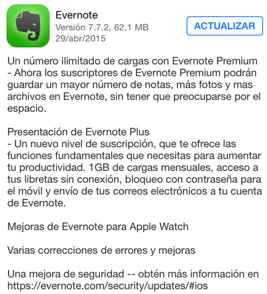 evernote_version_7.7.2_interior_noticiasapple.es