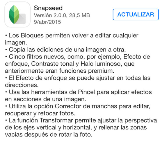 snapseed_version_2.0.0_interior_noticiasapple.es