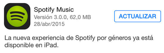 spotify_music_version_3.0.0_noticiasapple.es