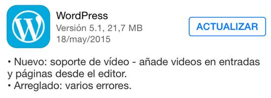 wordpress_version_5.1_noticiasapple.es