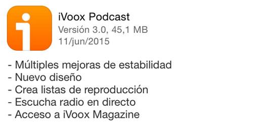 iVoox_Podcast_version_3.0_noticiasapple.es