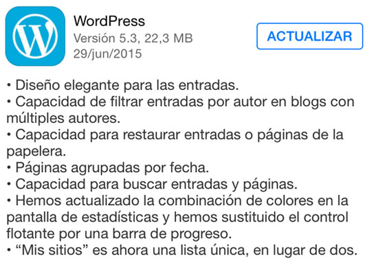 wordpress_version_5.3_noticiasapple.es