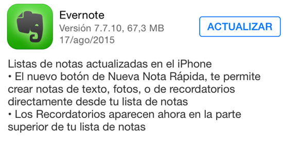 evernote_version_7.7.10_noticiasapple.es