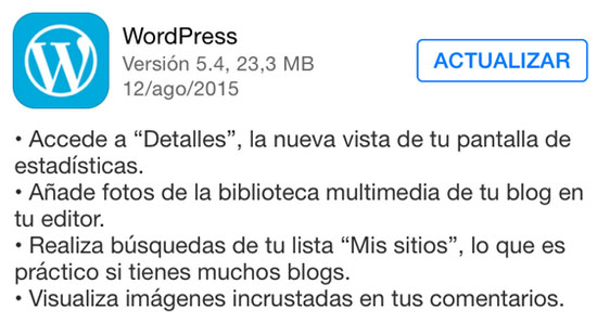 wordpress_version_5.4_noticiasapple.es