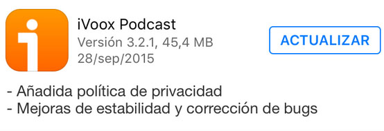 iVoox_Podcast_version_3.2.1_noticiasapple.es