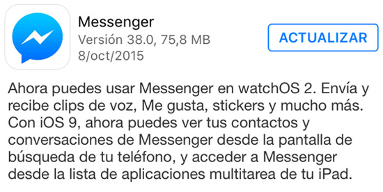 messenger_version_38.0_noticiasapple.es