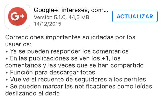 google+_version_5.1.0_noticiasapple.es