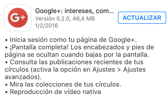 google+_version_5.2.0_noticiasapple.es