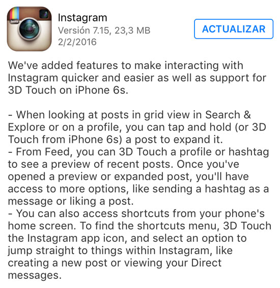instagram_version_7.15_noticiasapple.es