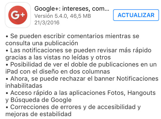 google+_version_5.4.0_noticiasapple.es