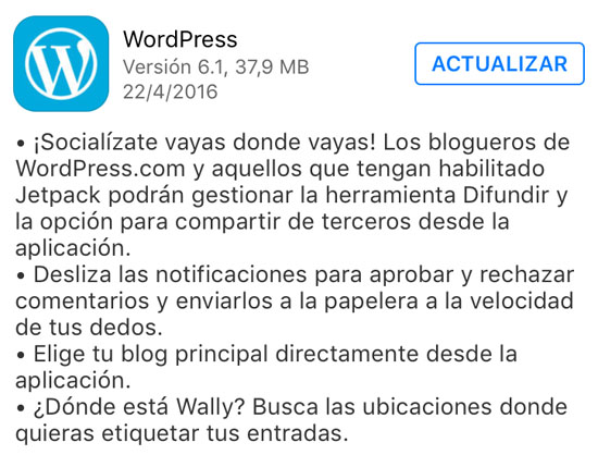 wordpress_version_6.1_noticiasapple.es