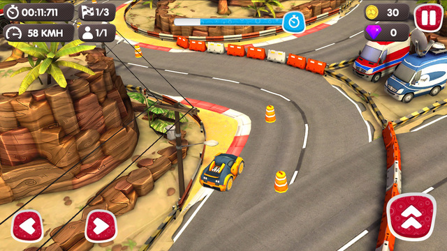 Turbo_Wheelsr_gameplay_noticiasapple.es