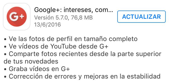 google+_version_5.7.0_noticiasapple.es