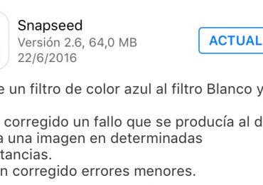 snapseed_version_2.6_noticiasapple.es