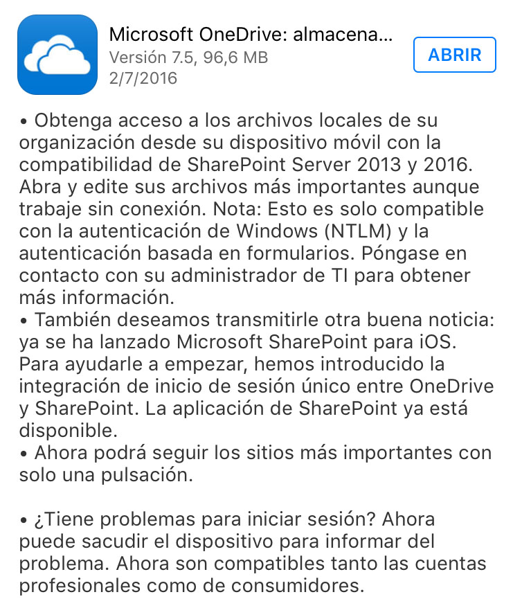 onedrive_version_7.5_noticiasapple.es